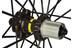 Mavic Ksyrium Pro Disc Allroad LRS 28 Shimano M11 CL black